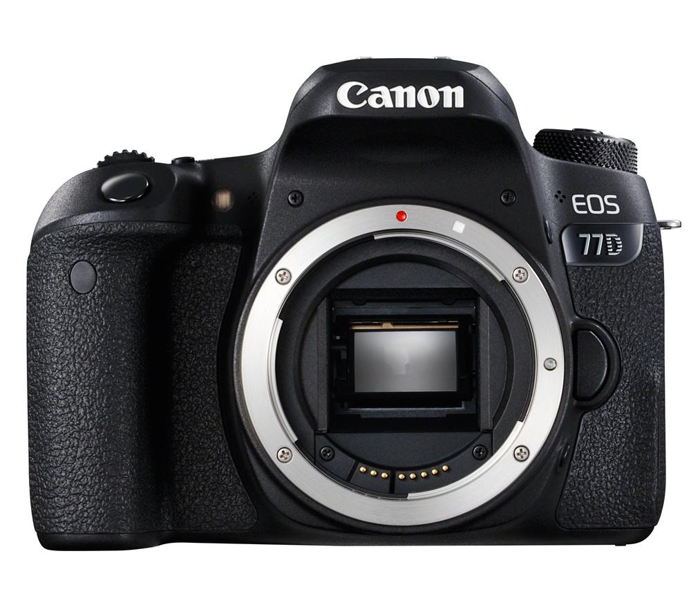 Зеркальный фотоаппарат CANON