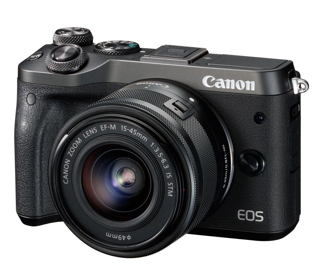 Купить со скидкой Фотоаппарат со сменной оптикой CANON