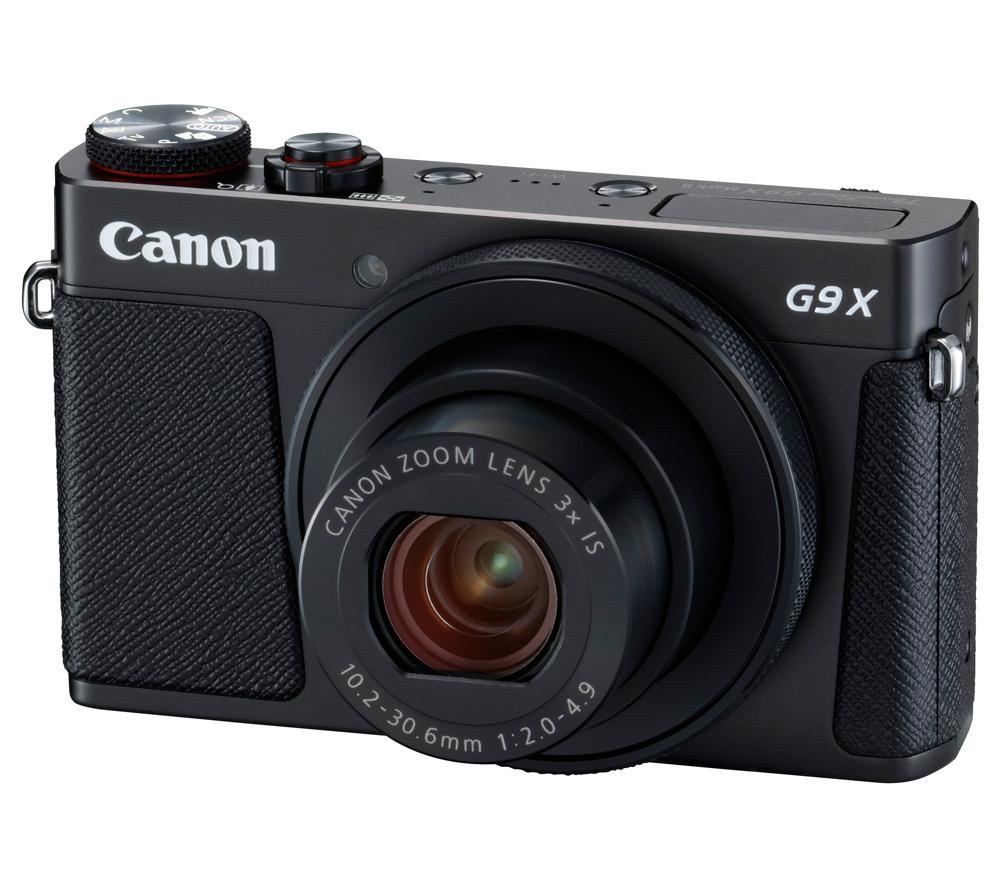 Компактный фотоаппарат CANON