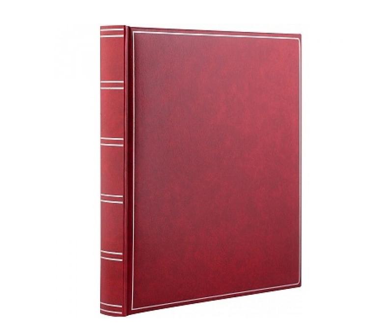 Фотоальбом Goldbuch 30х31 см, 60 страниц 26х30 см, кожзам, бордовый фото