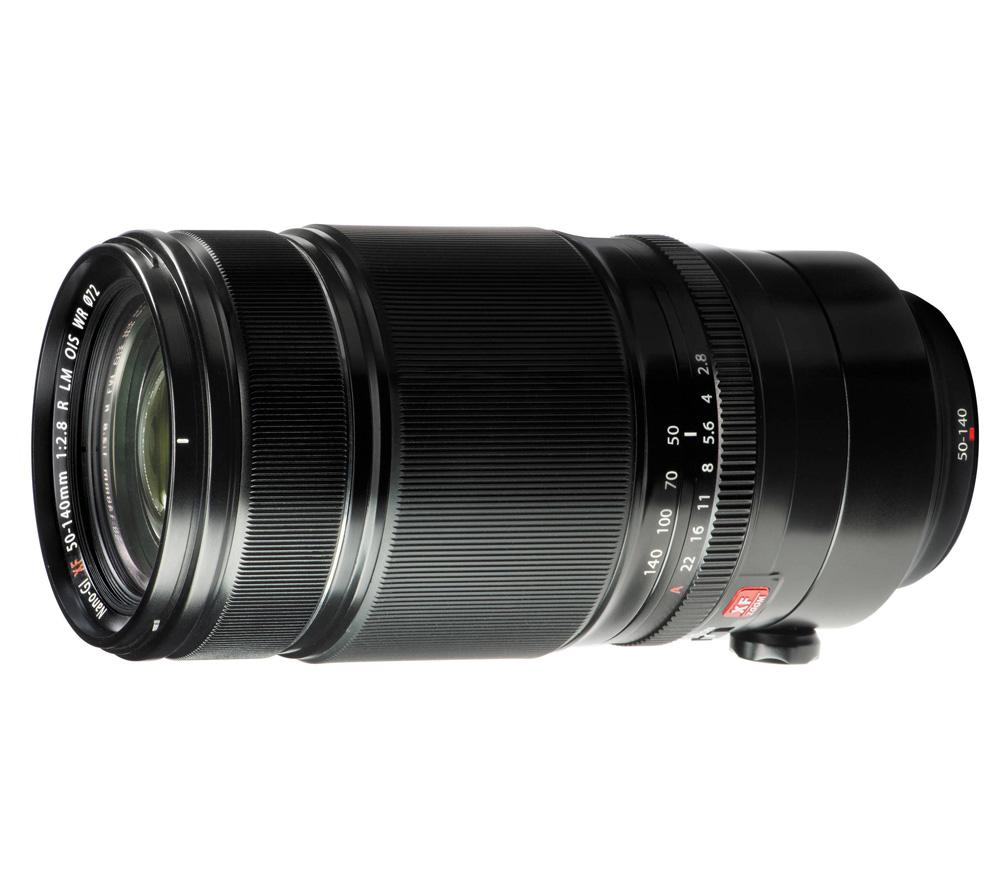 Объектив FUJIFILM XF 50-140mm f/2.8 R LM OIS WR фото