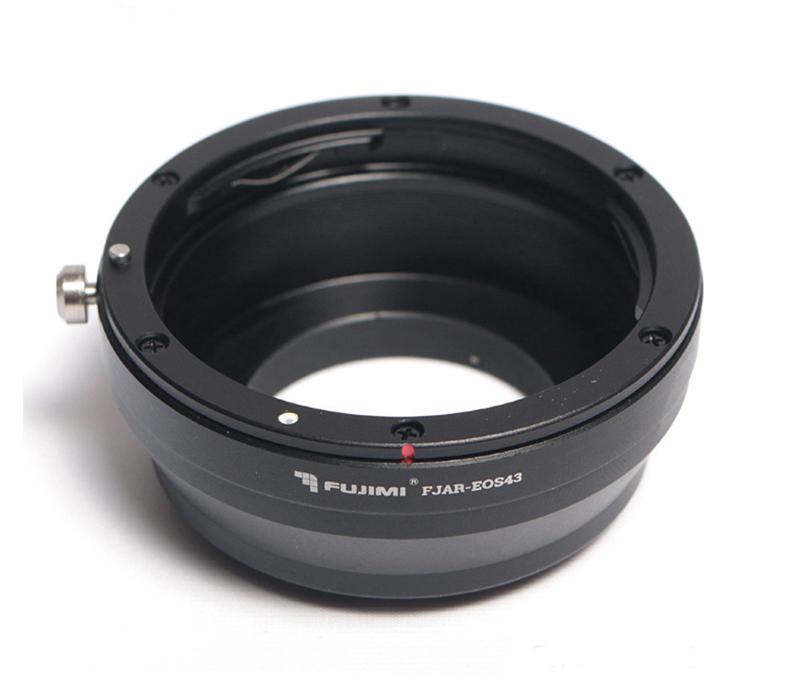 Адаптер Fujimi c Canon EOS на Micro 4/3 (FJAR-EOS43) фото