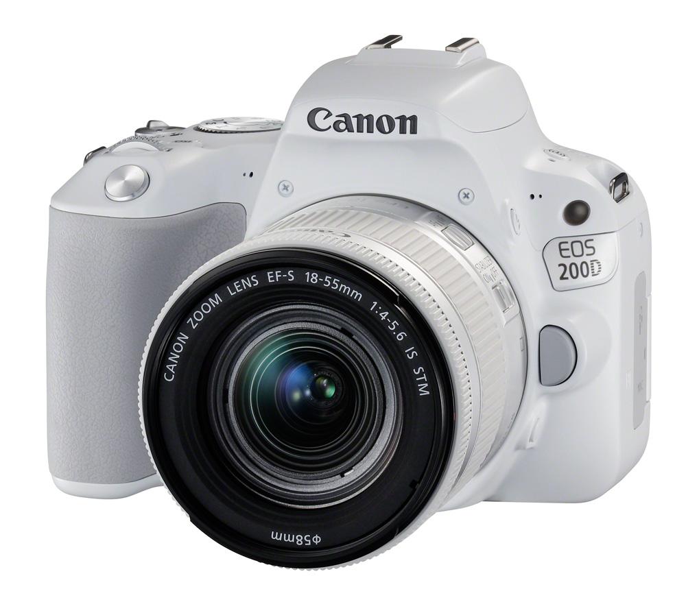 Canon EOS 200D Kit c