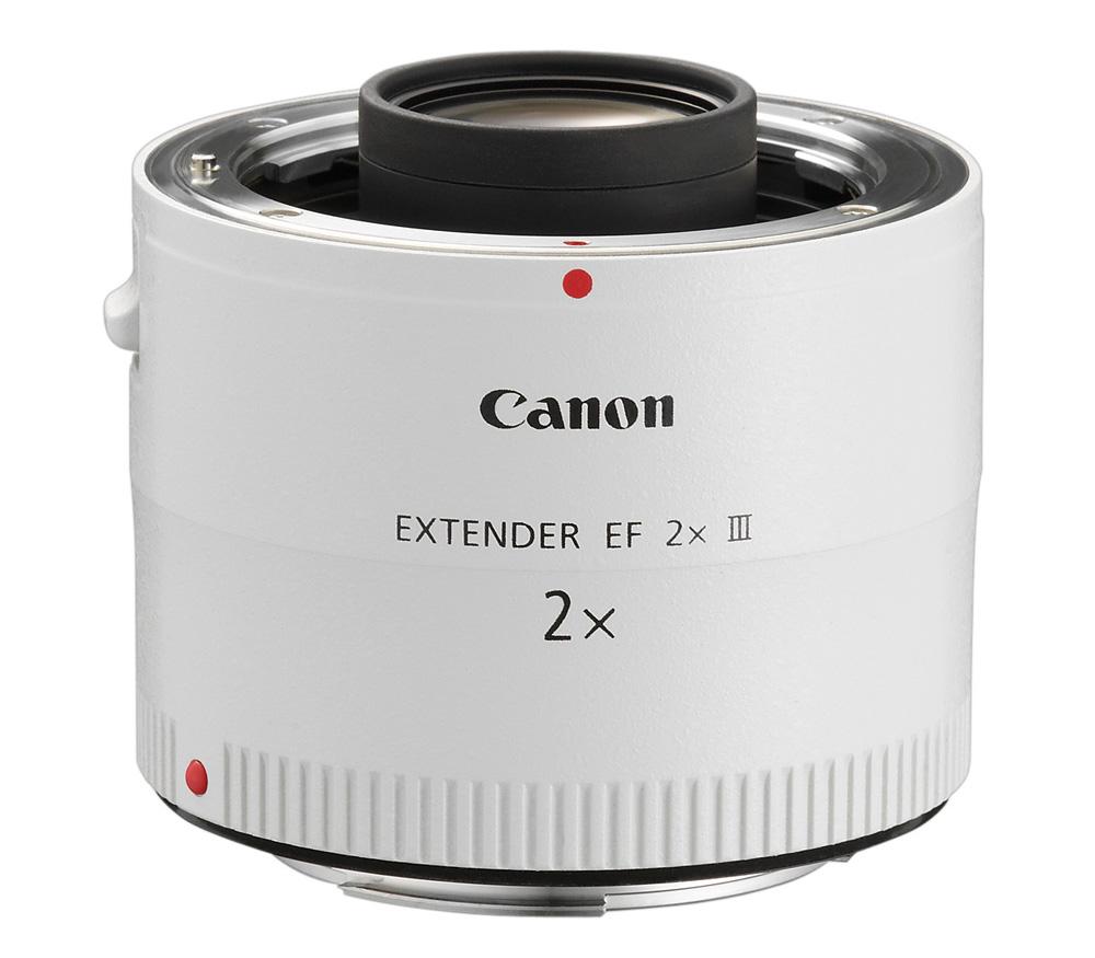 Телеконвертер CANON Extender EF 2x III фото