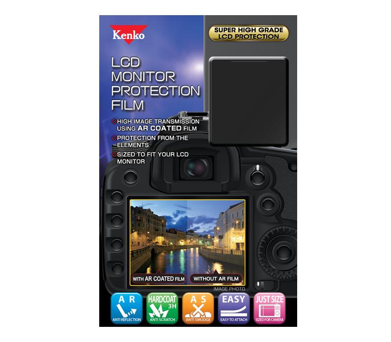 Защитная плёнка KENKO для Canon EOS 5D Mark IV (2шт) фото