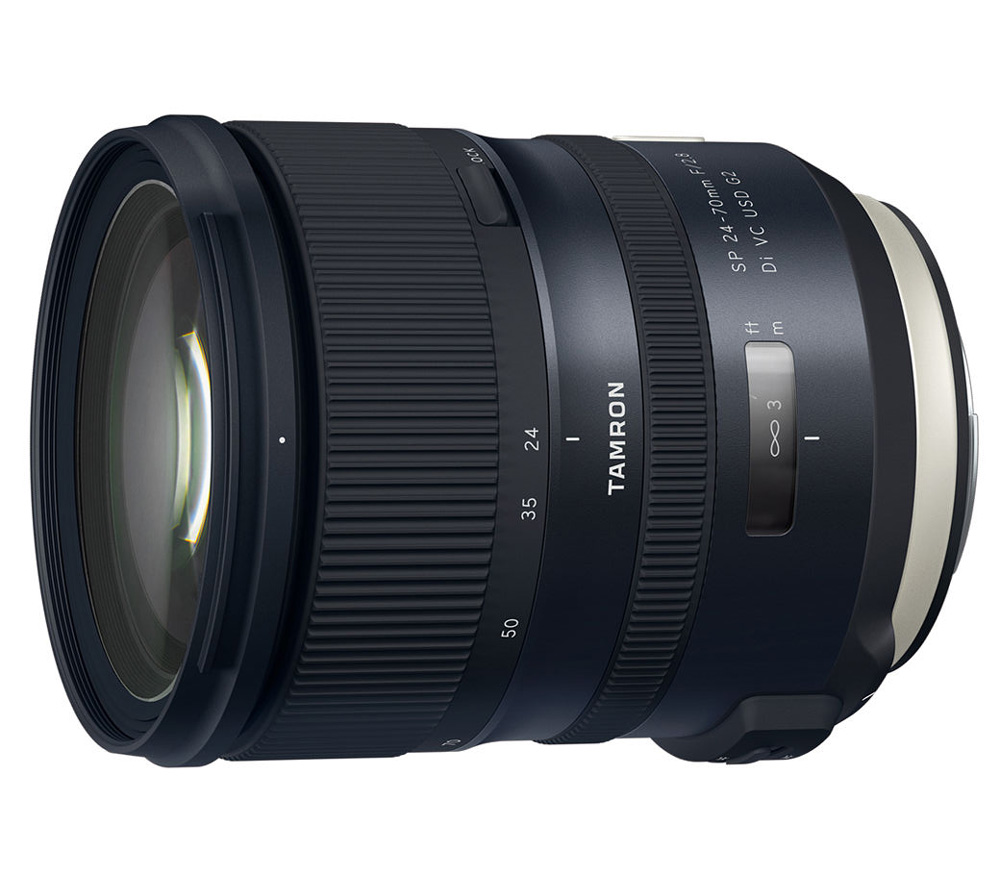 Объектив TAMRON AF SP 24-70mm f/2.8 DI VC USD G2 Canon EF (A032E)