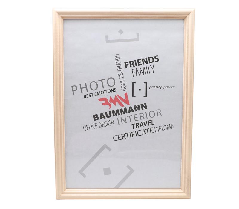 Фоторамка BAUMMANN 35x45 см, сосна фото