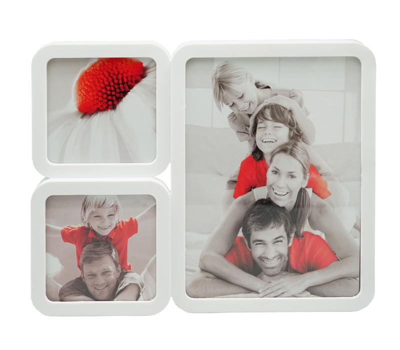Мультирамка Fotografia на 3 фото (FFC-1030) белый фото