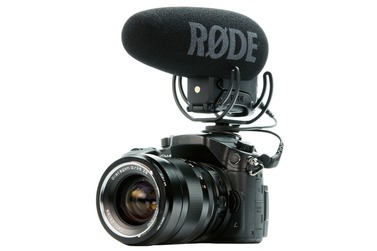 Микрофон RODE VideoMic Pro Plus, направленный, моно, 3.5 мм