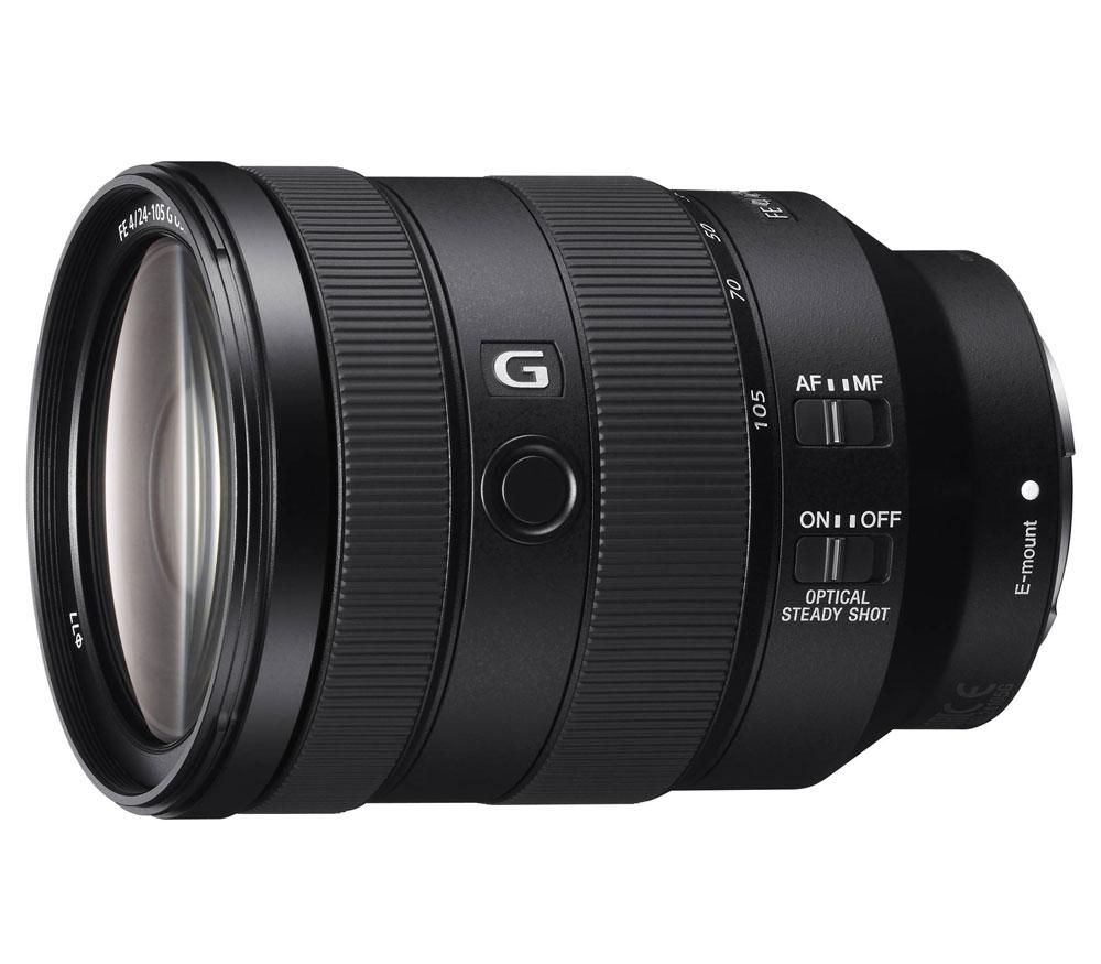 Объектив SONY FE 24-105mm f/4 G OSS (SEL24105G) фото