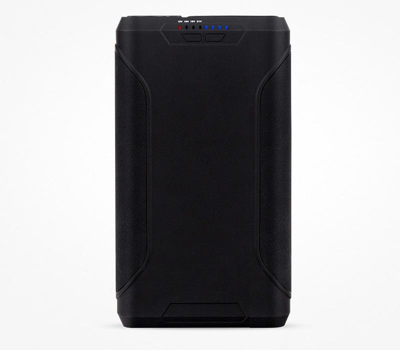 Внешний аккумулятор Rombica NEO PRO 650, 65 000 мАч, 2хUSB, зарядка ноутбуков, 12В (прикуриватель), фонарь фото