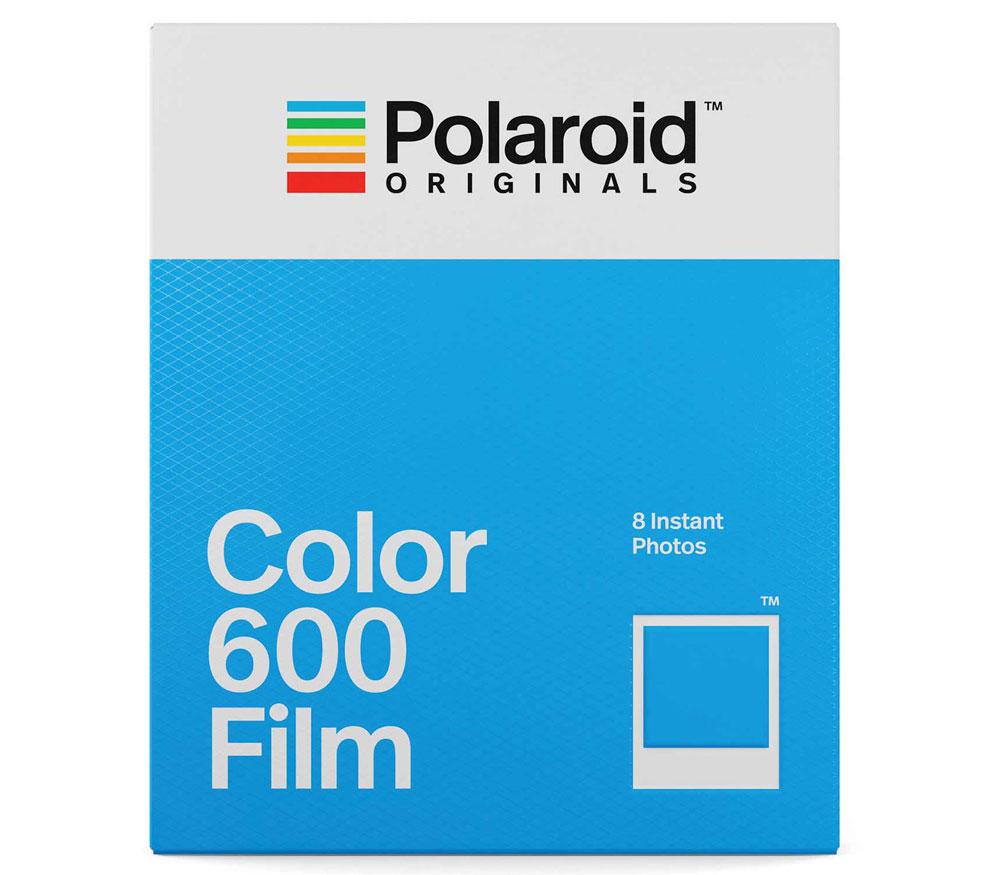 Картридж Polaroid Originals Color Film (для OneStep 2 и 600 серии) фото