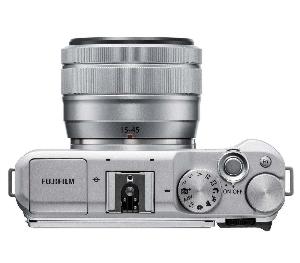 Fujifilm X A5 Kit 15 45mm Ois Pz 35 56 Xf35mm F2 Silver