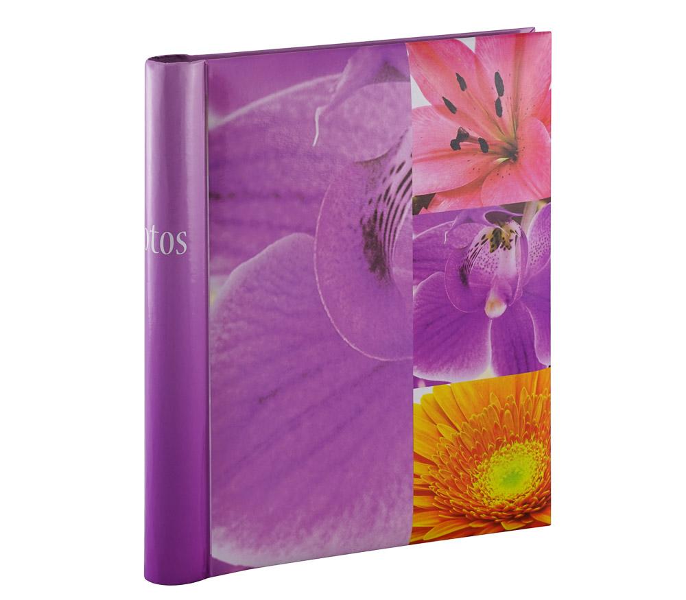 Фотоальбом Fotografia магнитный 23х28 см, 30 листов, «Цветы» (FA-SA30-324) фото