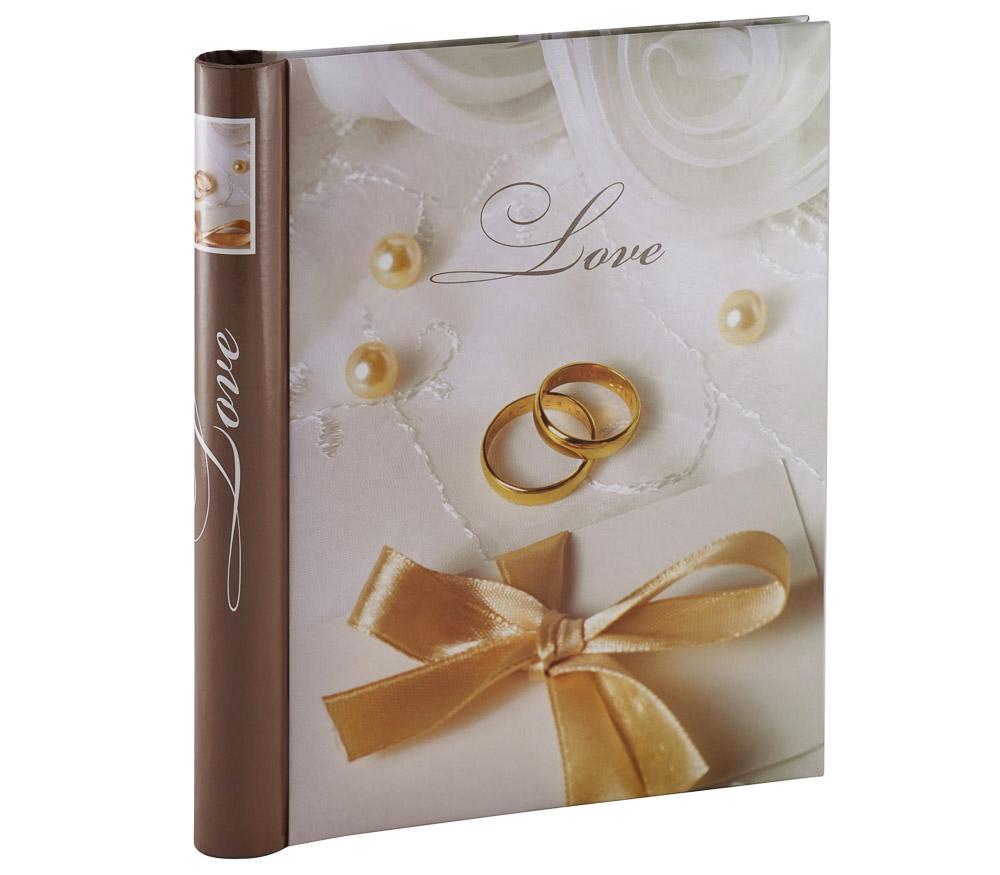 Фотоальбом Fotografia магнитный 23х28 см, 20 листов, «Свадебный» (FA-SA20-331) фото