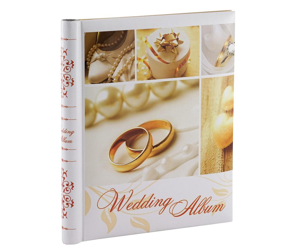 Фотоальбом Fotografia магнитный 23х28 см, 10 листов, «Свадебный» (FA-SA10-330) фото