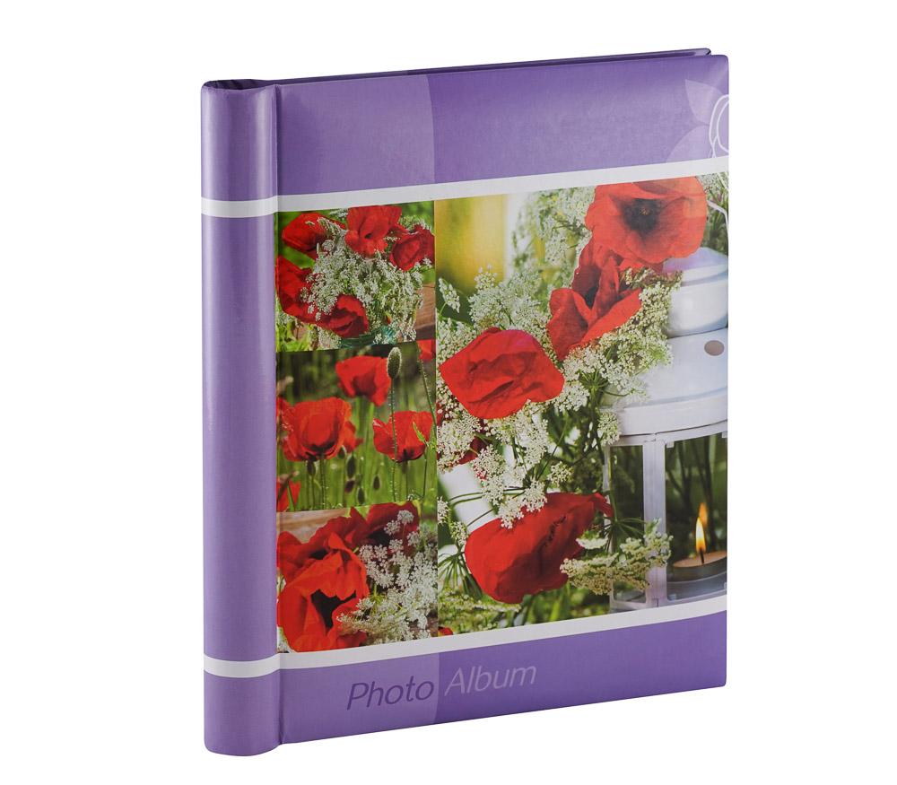 Фотоальбом Fotografia магнитный 23х28 см, 30 листов, «Цветы» (FA-SA30-309) фото