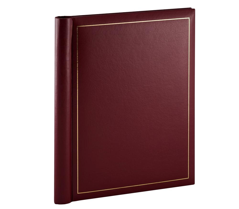 Фотоальбом Fotografia магнитный 23х28 см, 20 листов, «Классика», красный (FA-VSA20-502) фото