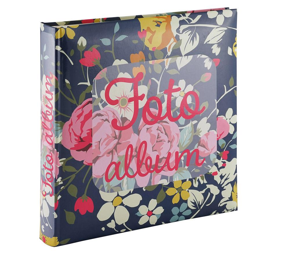 Фотоальбом Fotografia традиционный, 30х30 см, 30 листов, «Цветы»
