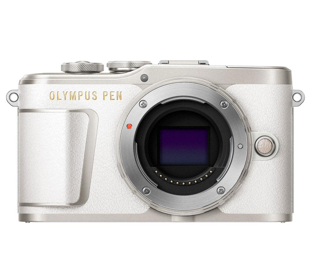 OLYMPUS OM-D E-M5 II SILVER + 12-40/2,8 BLACK фото