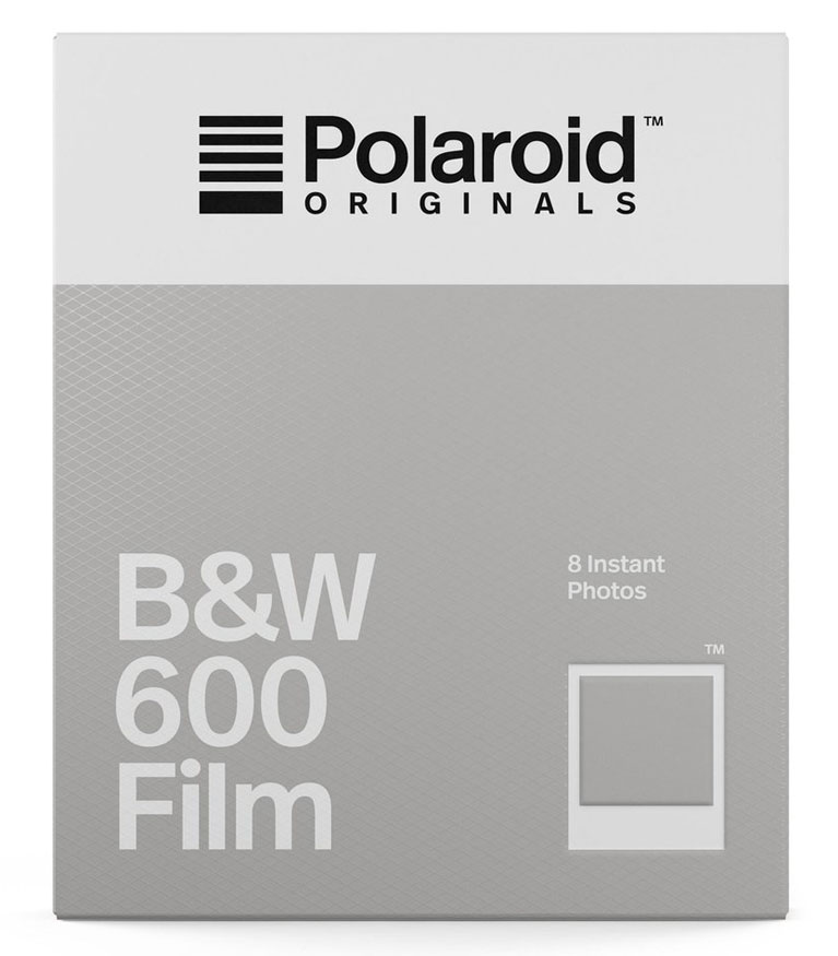 Картридж POLAROID B&W Film (для OneStep 2 и 600 серии)
