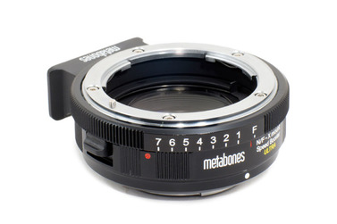 Адаптер Metabones Speed Booster ULTRA 0.71x, Nikon G на Fujifilm X