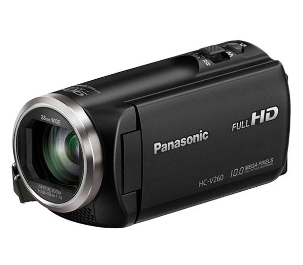 Видеокамера Panasonic HC-V260 фото