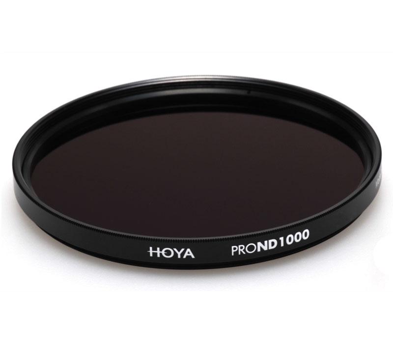Светофильтр Hoya ND1000 PRO 77 mm фото