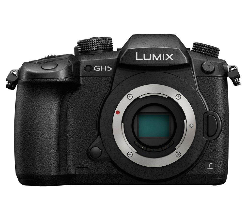Фотоаппарат со сменной оптикой PANASONIC Lumix DC-GH5 Body фото