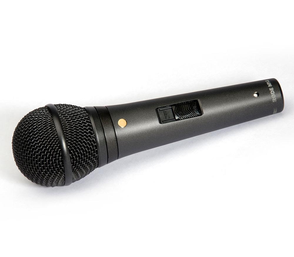 Микрофон RODE M1-S, сценический, направленный, моно, XLR фото