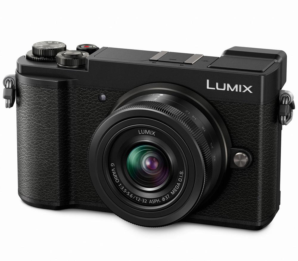 Фотоаппарат со сменной оптикой PANASONIC Lumix DC-GX9 kit 12-32mm, черный фото