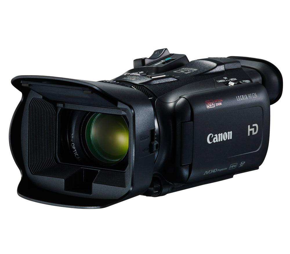Купить со скидкой Видеокамера CANON