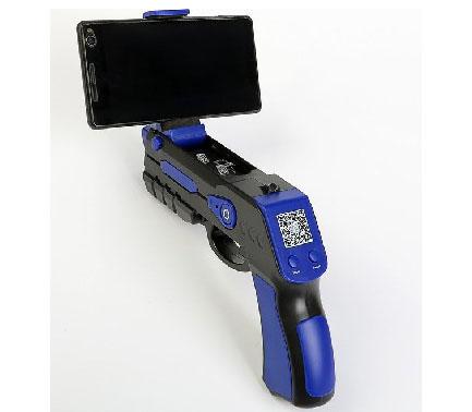 AOR-003, пистолет дополненной реальности, синий