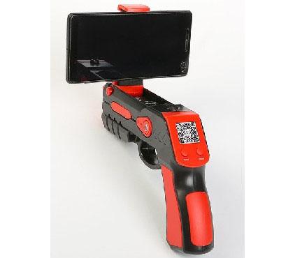 AOR-003, пистолет дополненной реальности, красный