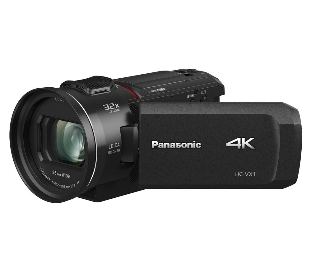 Видеокамера PANASONIC HC-VX1 (4K) фото