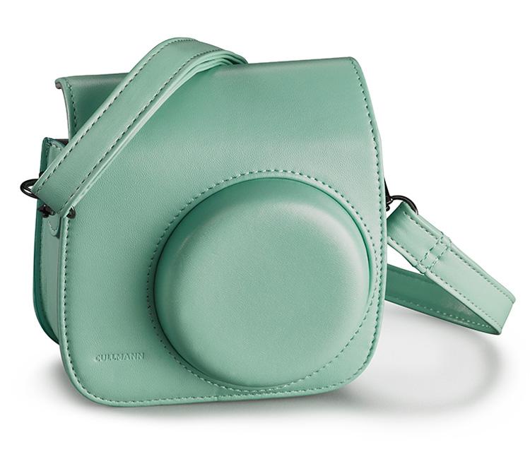 Чехол Cullmann RIO Fit 100 для Instax mini 8 / 9, зеленый фото