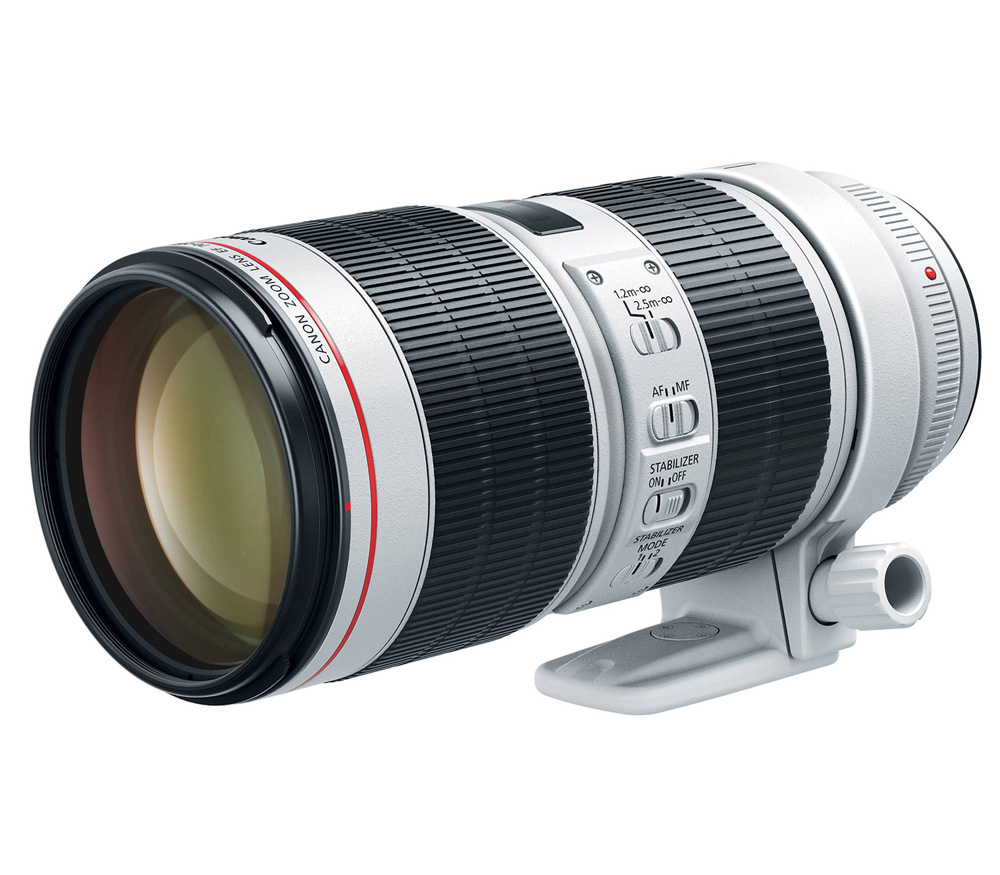 Объектив Canon EF 70-200mm f/2.8L IS III USM фото