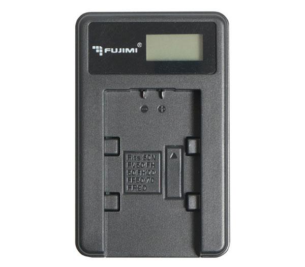 Зарядное устройство Fujimi для NP-BD1 / NP-FD1 (FJ-UNC-BD1) фото