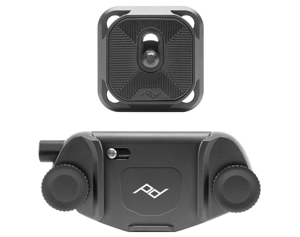 Крепление для камеры Peak Design Capture V3, черное фото