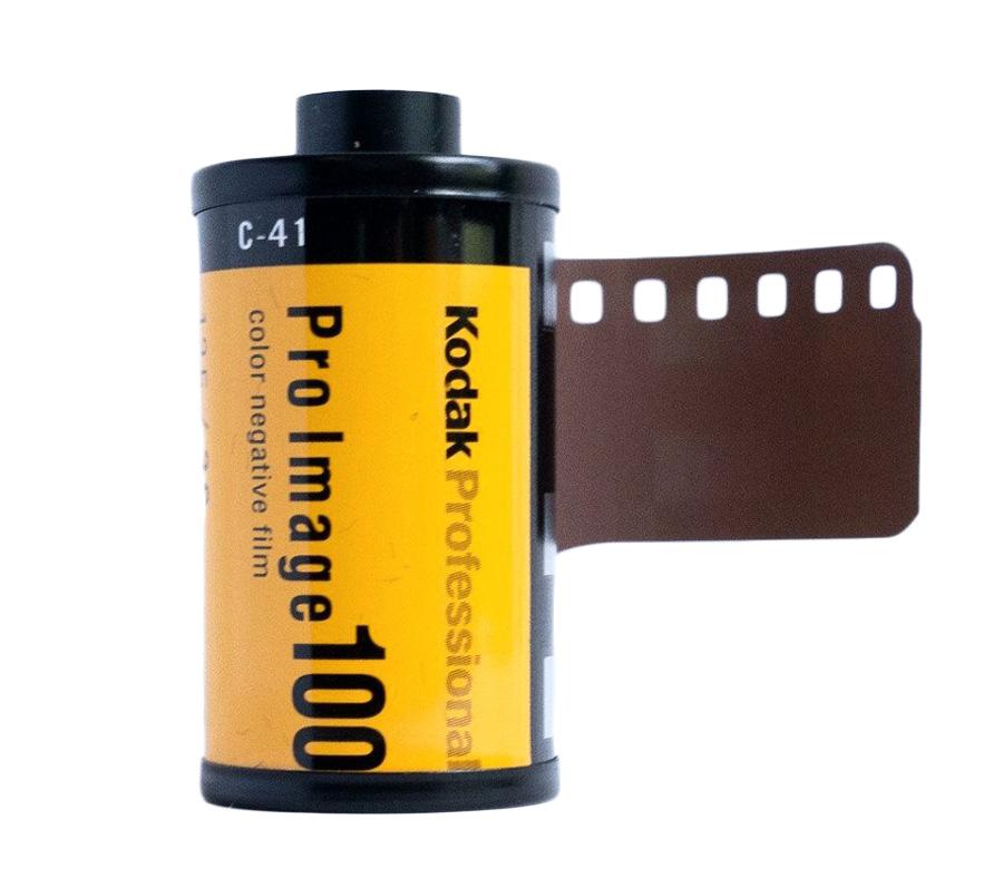 Фотопленка Kodak Pro Image 100/36 фото