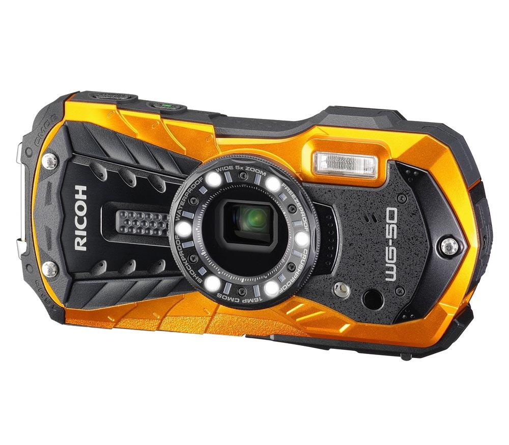 Компактный фотоаппарат Ricoh
