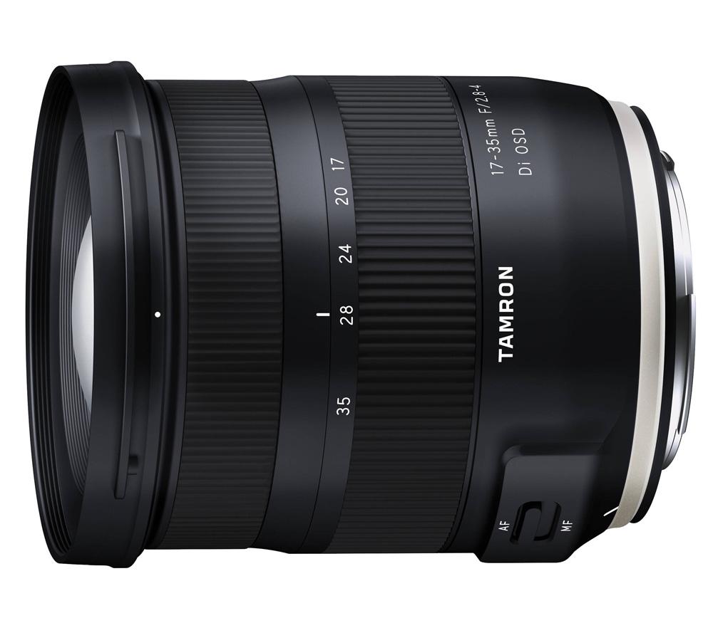 Объектив Tamron 17-35mm f/2.8-4 Di OSD Nikon F фото