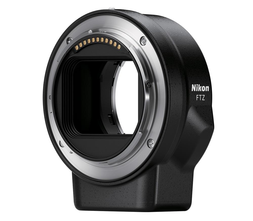 Адаптер NIKON FTZ, с Nikon F на Nikon Z фото