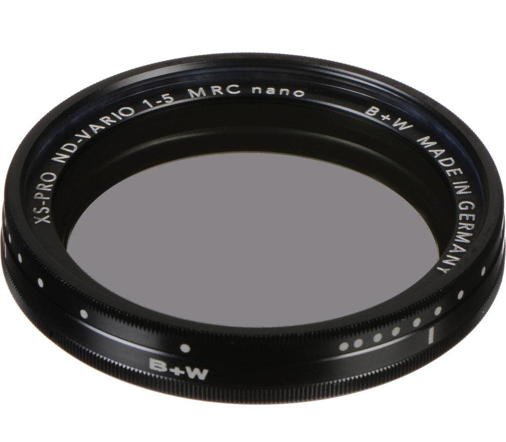 Светофильтр B+W XS-Pro Digital ND Vario MRC nano, 55 mm фото