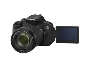 Зеркальный фотоаппарат Canon EOS 650D + EF-S 18-135 IS STM Kit