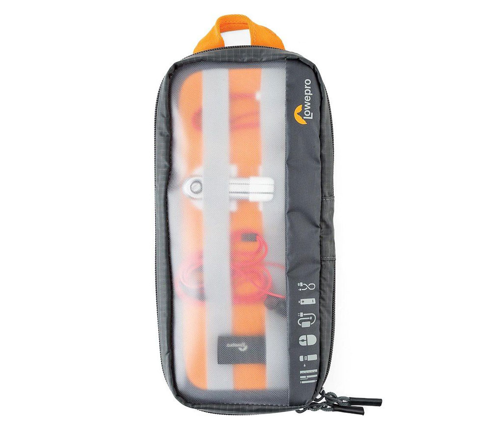 Чехол LOWEPRO GearUp Pouch Medium, серый