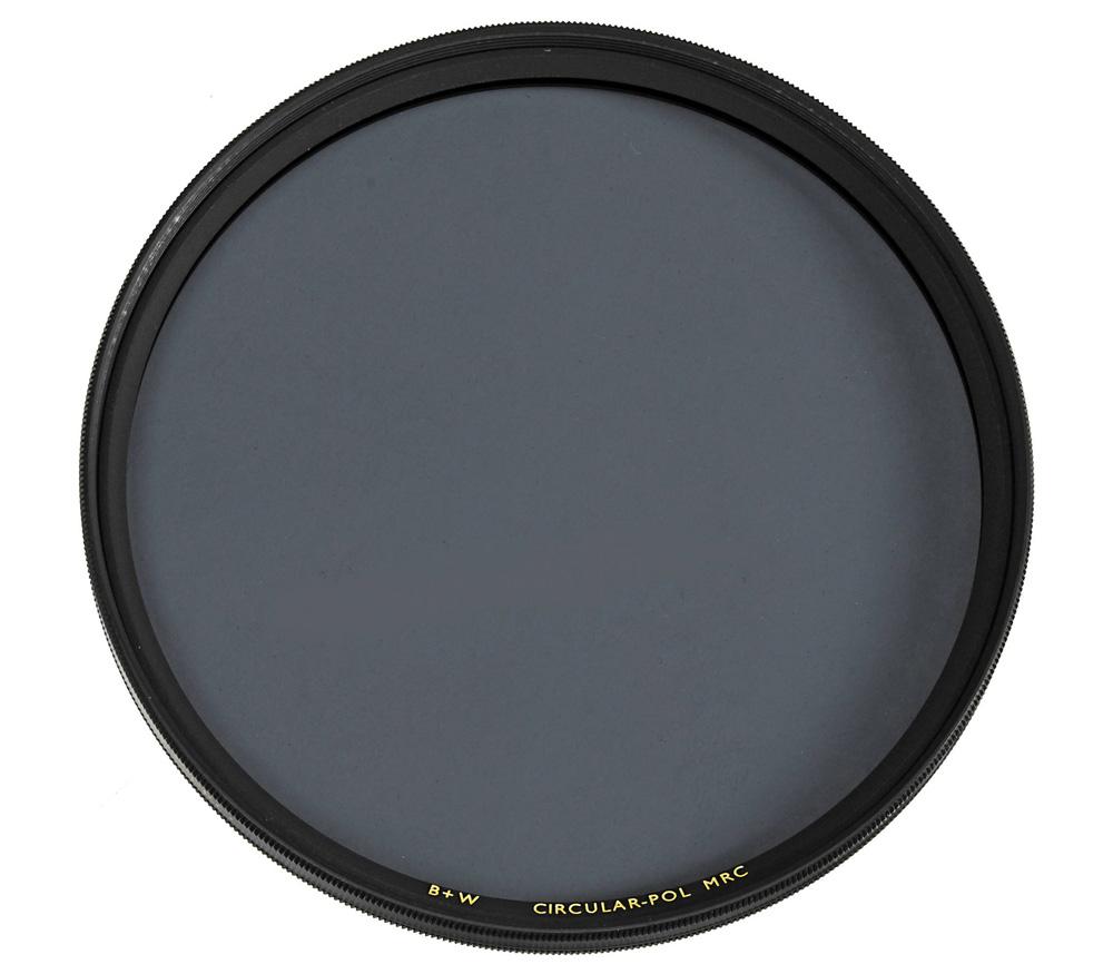 Светофильтр B+W C-Pol MRC, F-Pro, 55 mm фото