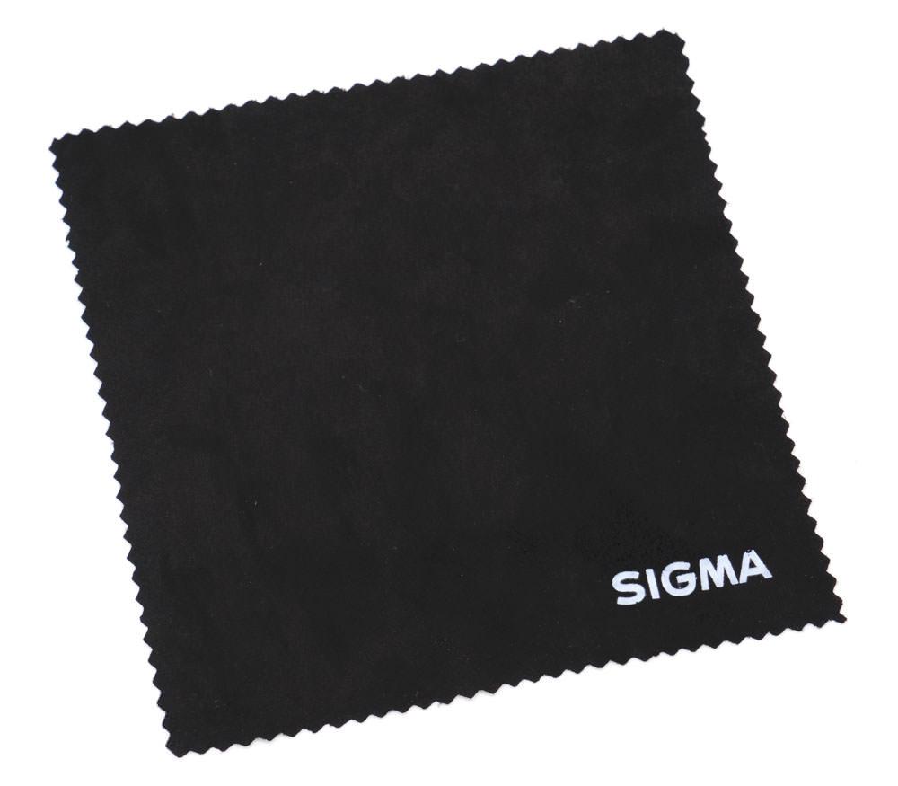 Чистящая салфетка из микрофибры SIGMA 14x14 см фото