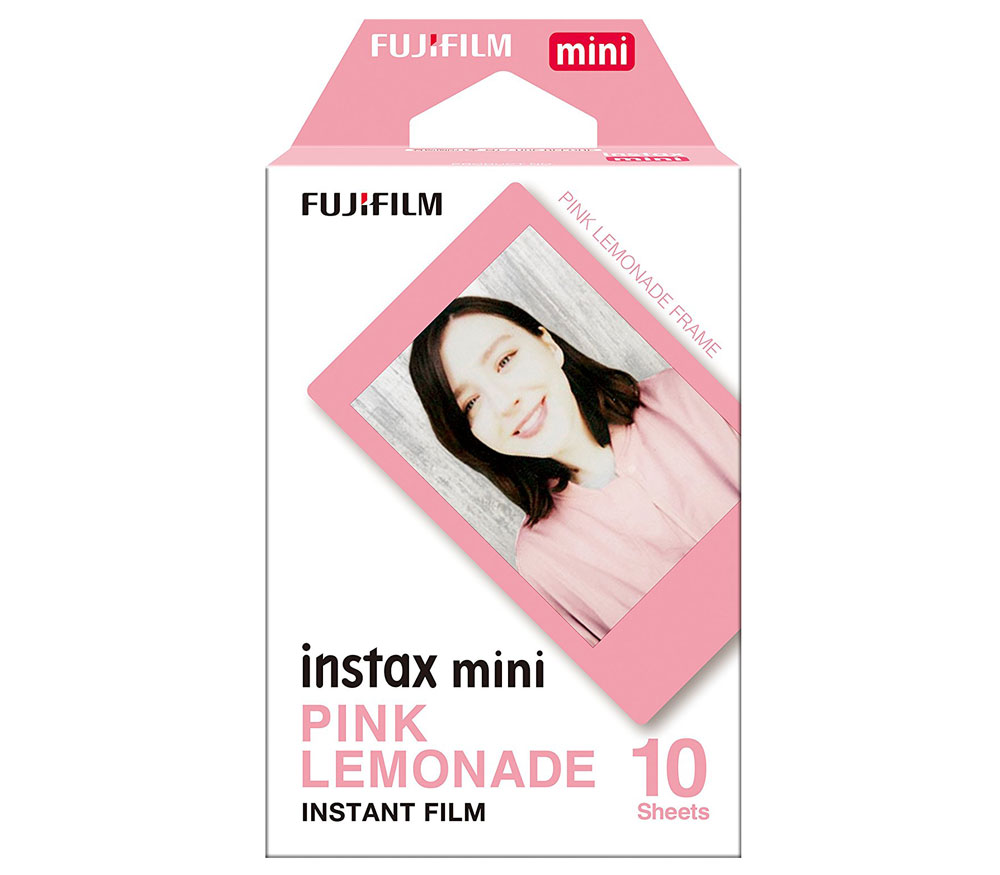 Картридж FUJIFILM Instax Mini Pink Lemonade (10 снимков)