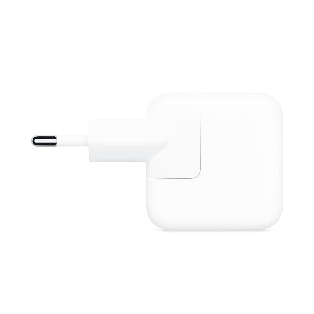 Зарядное устройство Apple Power Adapter 12 Вт (MD836) фото